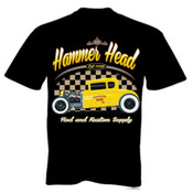 'HammerHead Hot Rod' T-Shirt