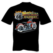 'American Highways' T-Shirt