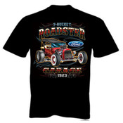 'T-Bucket Roadster' T-Shirt  2